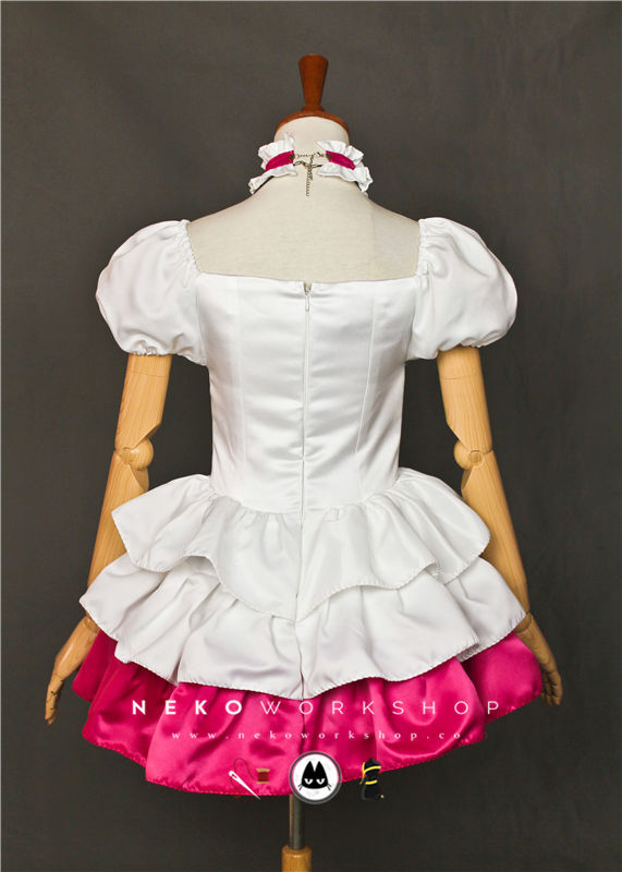 Cardcaptor Sakura Sakura Cosplay Costume Platinum Star
